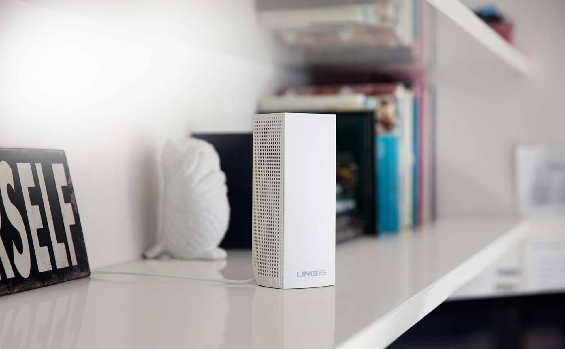 LinkSys offre un servizio per di rivelare la presenza di persone con il WiFI