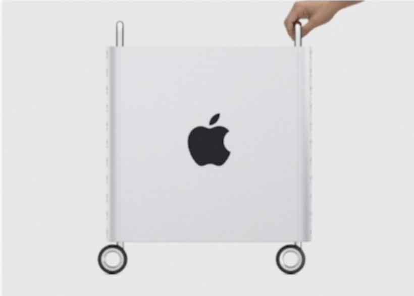 I dazi di Trump renderanno più costose le ruote opzionali dei Mac Pro 2019