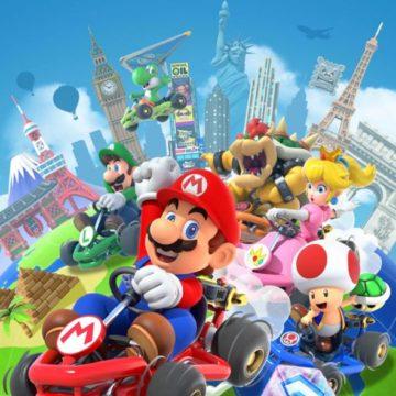 Mario Kart Tour spacca il record di download Nintendo: 90 milioni in 7 giorni