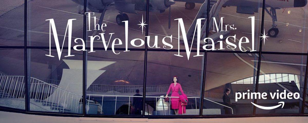 La meravigliosa signora Maisel è pronta per tornare su Amazon Prime Video