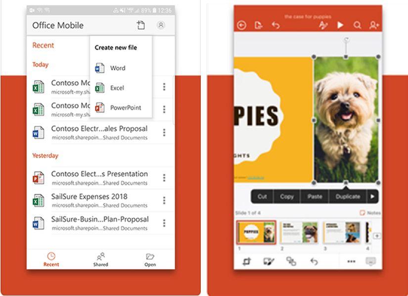Microsoft pensa ad un'app Office unificata per iPad e iPhone