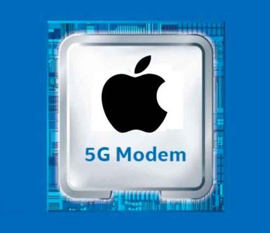 Cupertino ha un piano audace per il modem Apple 5G