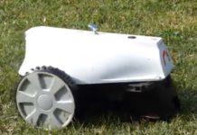 """""""Mora"""" è un tagliaerba robotico con l'intelligenza artificiale"""