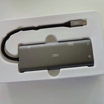 """Hub USB-C """"All-in"""" di Aiino aggiunge tutte le porte a Mac, iPad Pro e telefoni con USB"""