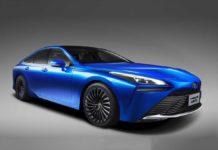 Toyota, il prototipo della nuova Mirai al Salone di Tokyo 2019