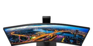 Philips 346B1C è un nuovo monitor con dock USB-C