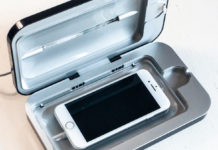 PhoneSoap 3.0, recensione del pulisci smartphone da camera