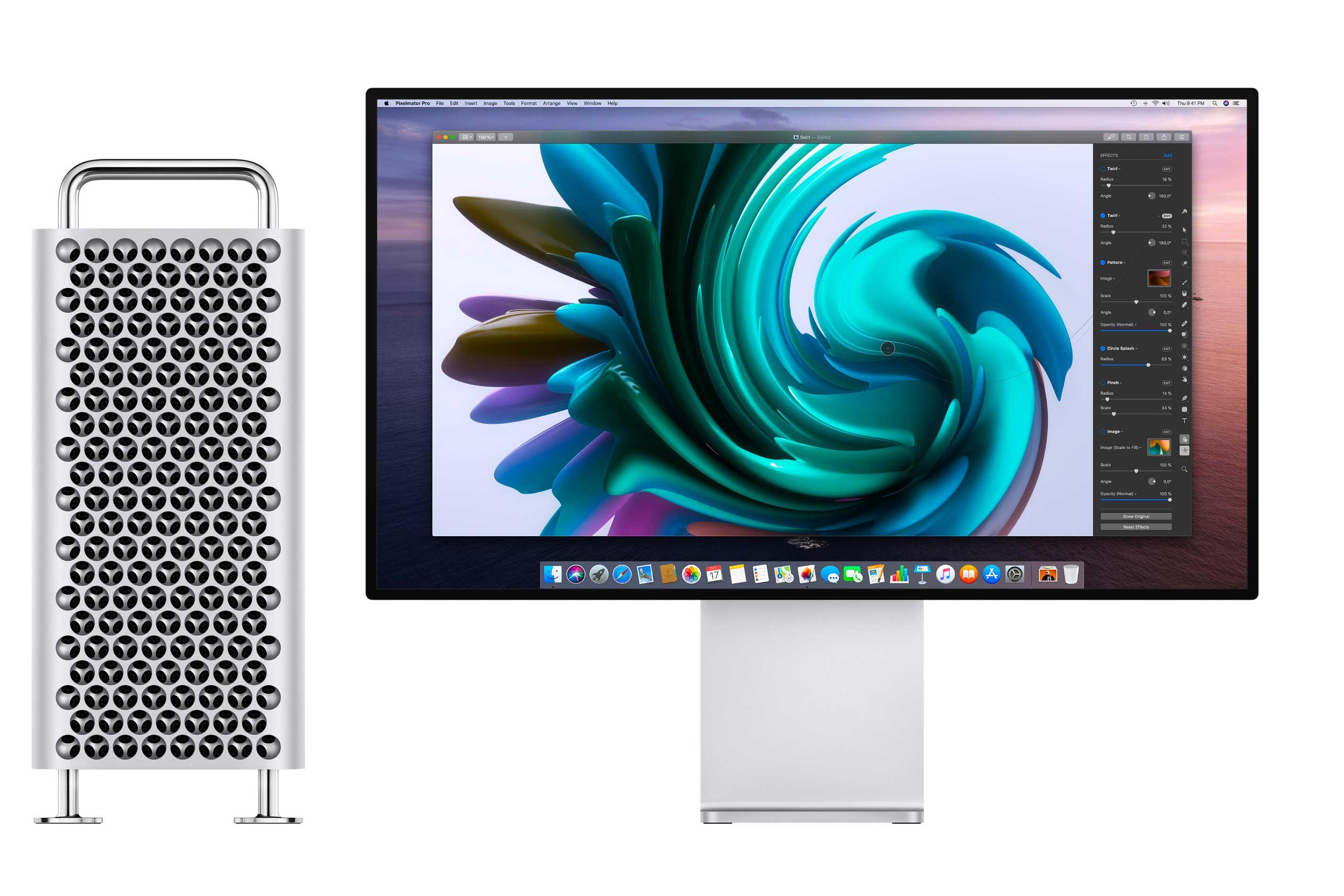 Pixelmator Pro ora con supporto per macOS Catalina
