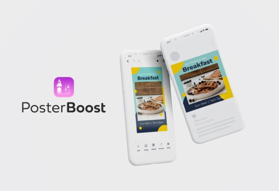 Boost Apps dallo sviluppatore di Facetune per creare storie, video e poster