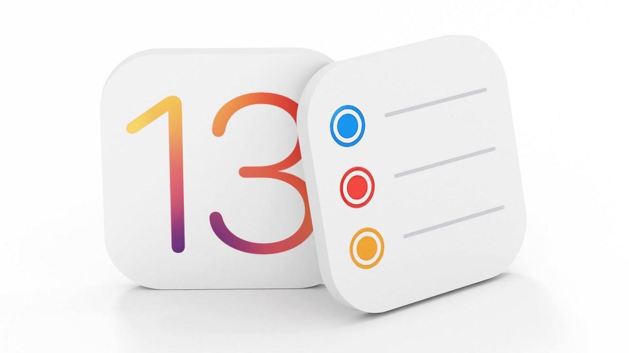 Sincronizzazione difettosa per i Promemoria iOS 13, attenti ad aggiornare