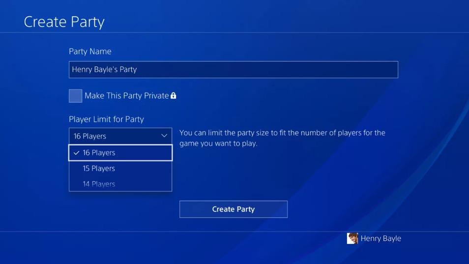 Playstation 4: con il FW 7.0 Remote Play su Android e iPhone e party a 16 giocatori