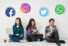 Ragazzi e social network: l'uso problematico può portare a depressione, ansia e problemi scolastici