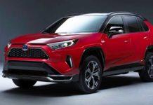Toyota RAV4, l'ibrido plu-in sarà svelato a novembre a Los Angeles