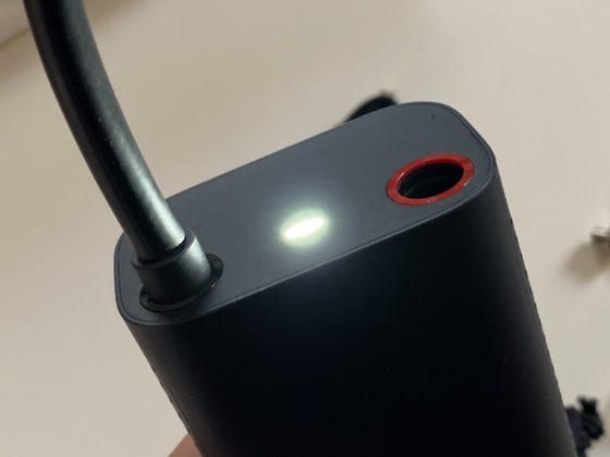 Recensione Mini compressore Xiaomi: pressione degli pneumatici sempre sotto controllo