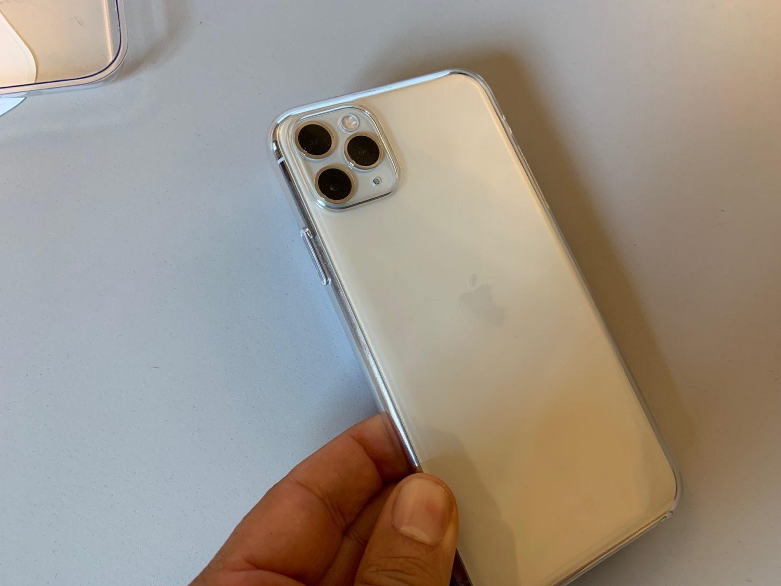 Apple Custodia Trasparente (per iPhone 11 Pro)  Prezzi e Offerte