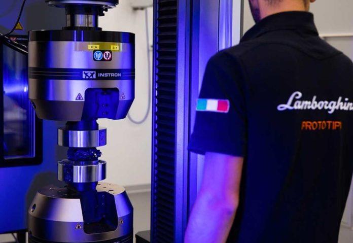 Lamborghini: ricerche su materiali in carbonio a bordo della Stazione Spaziale Internazionale ISS