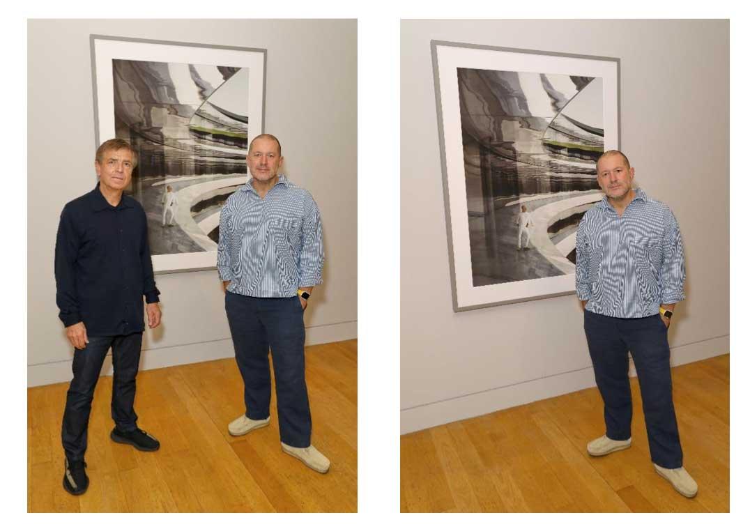 Jony Ive in un ritratto della National Portrait Gallery