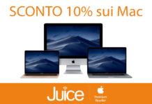 Da Juice tutti i Mac costano il 10% in meno solo questo weekend