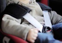 Seggiolini antiabbandono in auto: adesso sono obbligatori