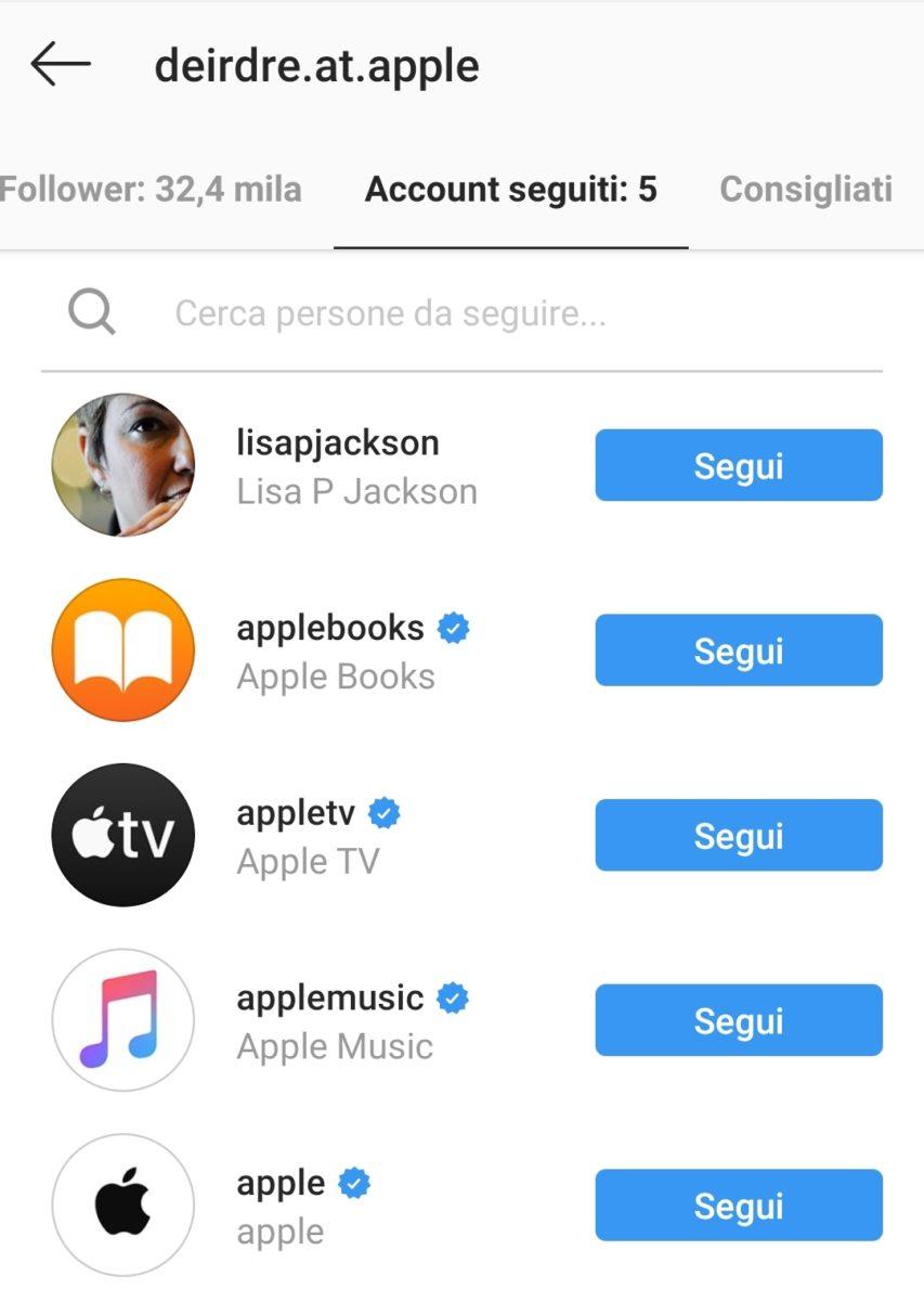 Instagram contro il phishing, rimuoverà anche la scheda Segui già