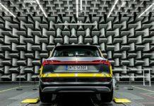 Come nasce il suono delle auto elettriche in Audi