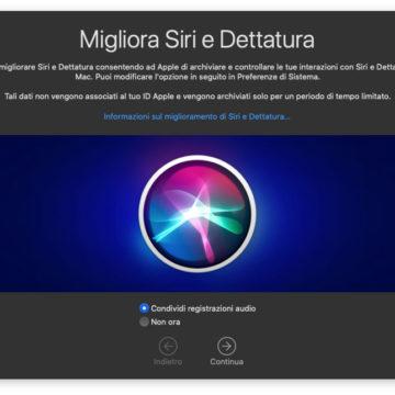 Apple ha rilasciato la prima beta dell'update a macOS Catalina 10.15.1