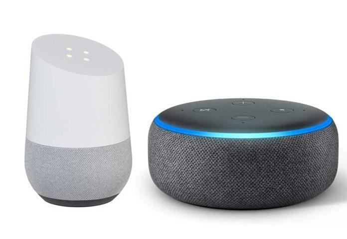 Google e Amazon hanno approvato app per gli speaker domestici che hanno spiato gli utenti