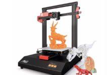Anet ET4 stampante 3D touch: si monta in 10 minuti e costa meno di 150 Euro