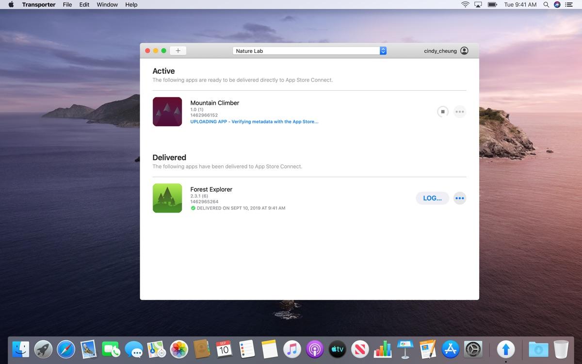 Transporter: un'app di Apple per sviluppatori semplifica l'upload su App Store
