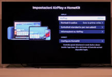 Come funzionano Airplay e Homekit sui TV LG Oled, Nanocell e LED