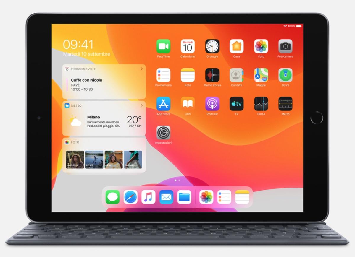 recensione ipad 102 : il tablet per tutti ora è una potenza