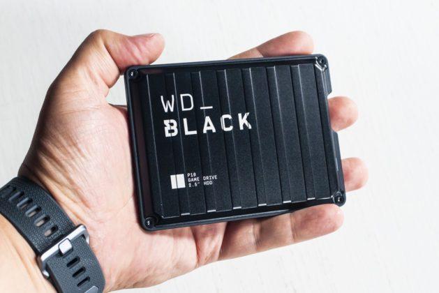 WD_Black P10, la recensione del disco da combattimento (virtuale) di Western Digital