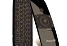 Wechip W1, il telecomando universale con mini-tastiera e mouse aereo incorporati