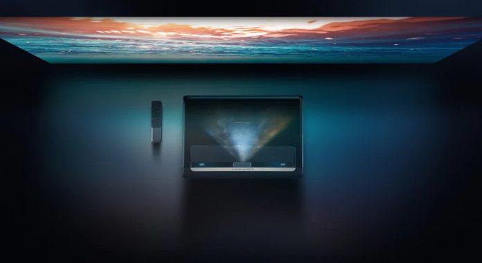 Xiaomi WEMAX L1668FCF 4K, il proiettore laser per la casa in offerta lampo in sconto di oltre 600 euro