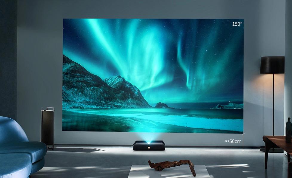 Xiaomi WEMAX L1668FCF 4K, il proiettore laser per la casa in offerta lampo in sconto di quasi 1000 euro