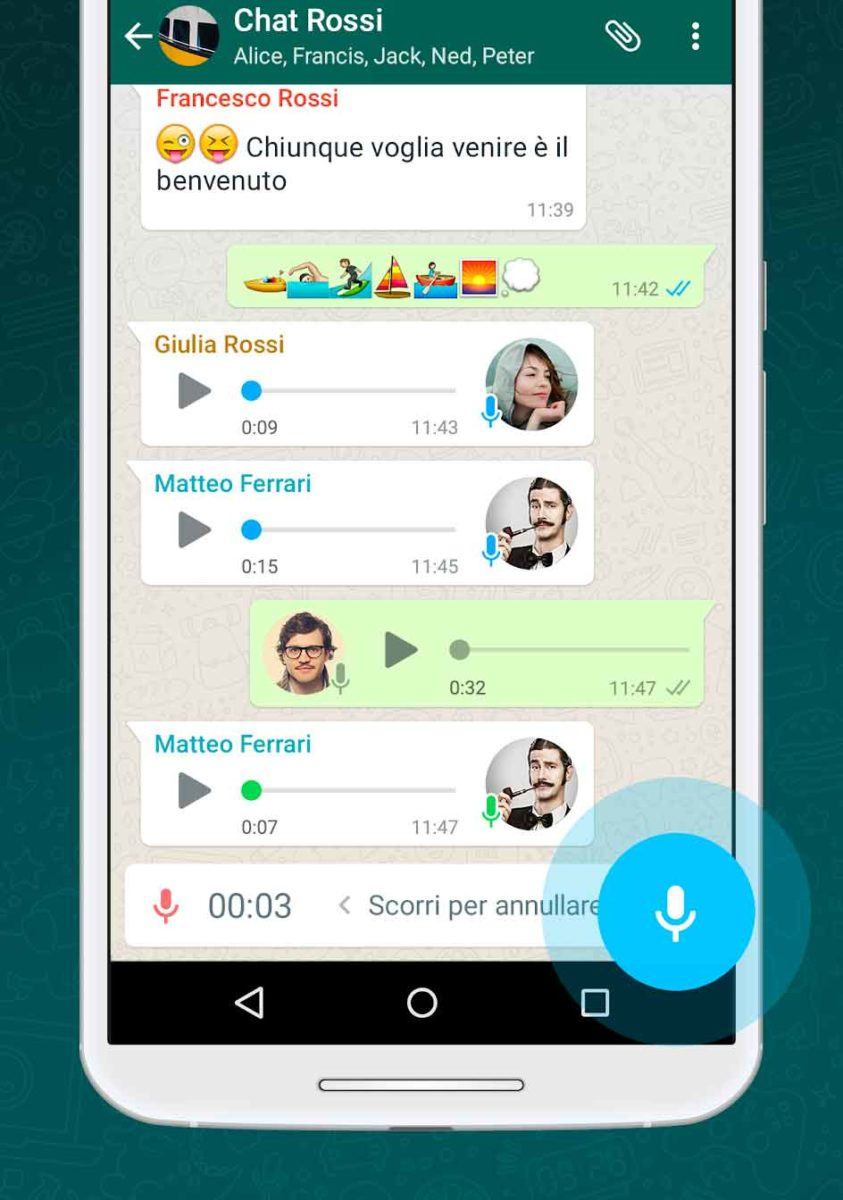 Un bug in WhatsApp ha permesso di rubare file e messaggi inviando immagini GIF