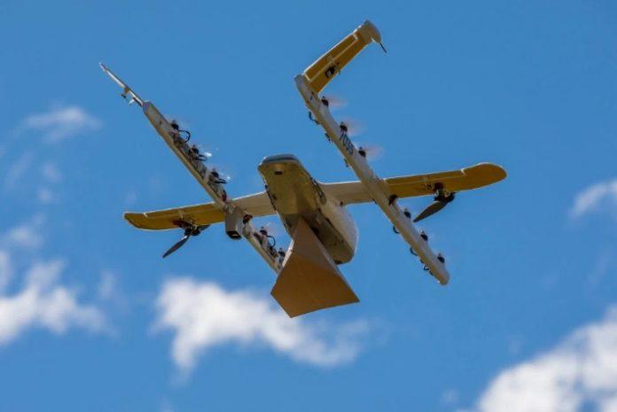 Wing, ecco come Alphabet consegna via droni