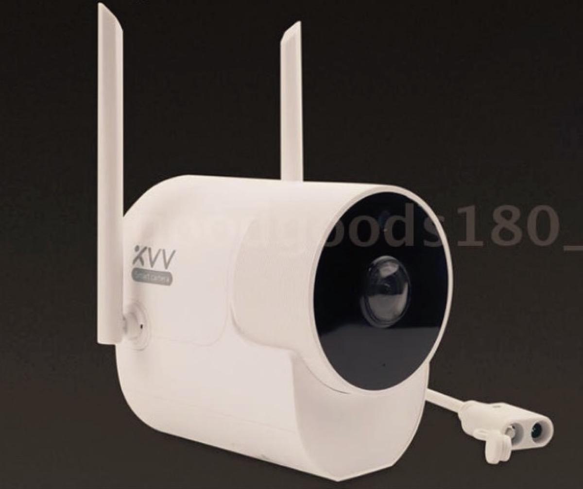 Xiaomi Xiaovv, videocamera di sicurezza per esterni a soli 34,99 euro