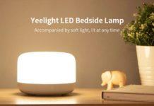 In offerta Yeelight YLCT01YL, la lampada da comodino per ogni atmosfera