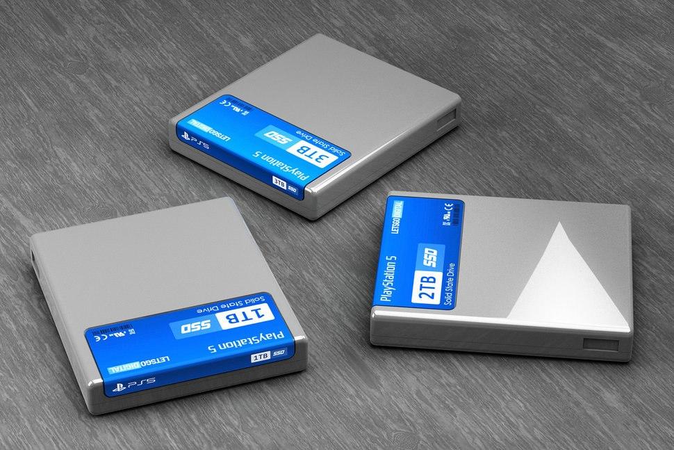 Playstation 5 avrà cartucce di gioco SSD, mentre il Dualshock 5 potrebbe essere così