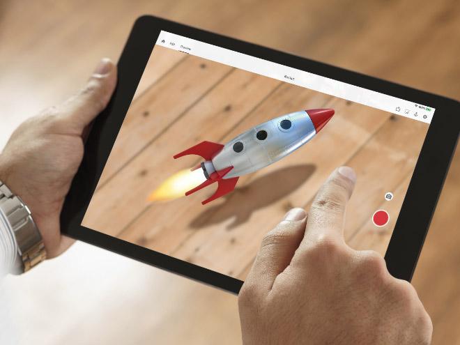 Con Adobe Aero per iPhone e iPad si creano esperienze 3D in realtà aumentata