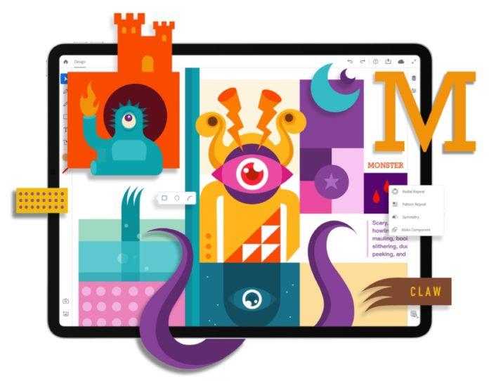Adobe Illustrator per iPad arriva nel 2020