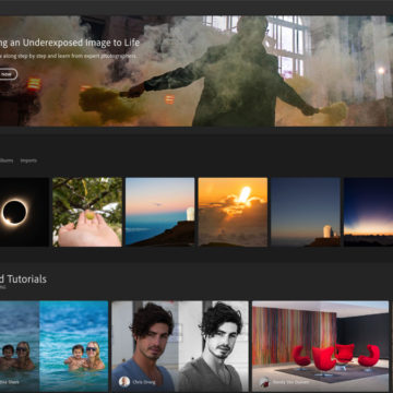 Ad Adobe Max 2019 svelati Illustrator per iPad, Photoshop Camera e una valanga di novità Creative Cloud