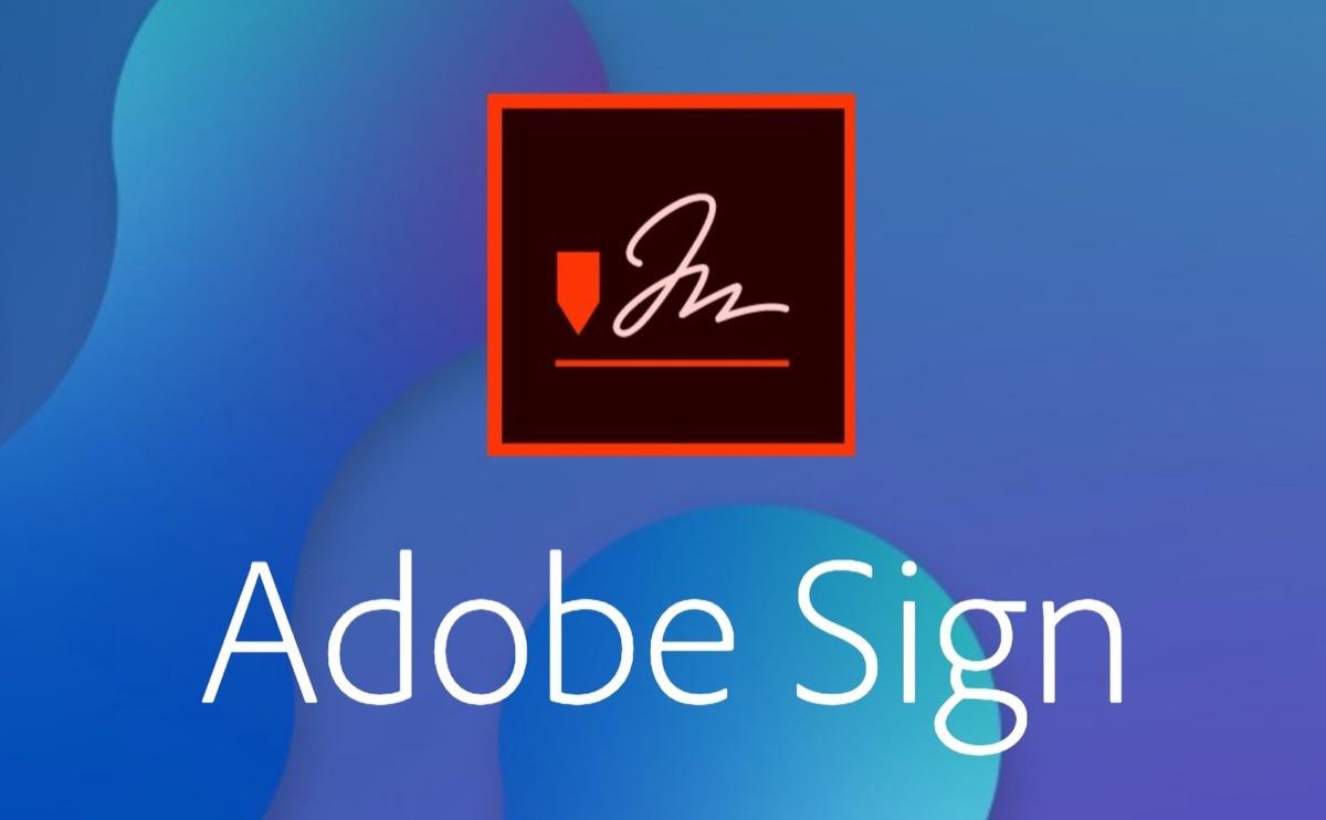 Con il nuovo Adobe Sign la firma elettronica è ancora più semplice
