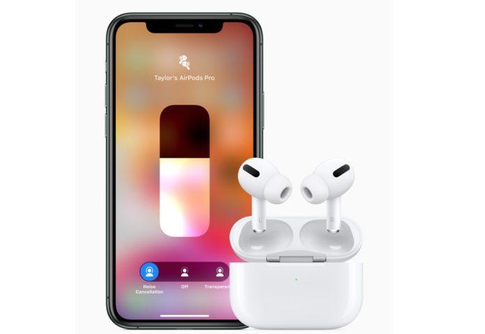 AirPods Pro, Amazon le spedisce subito, Apple tra 20 giorni