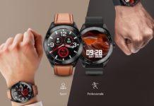 Alfawise Watch 6, il clone dell'Amazfit GTR a 26 euro in offerta lampo