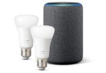 Black Friday Week: lampade Philips Hue in super sconto e in regalo c'è anche un Echo Dot