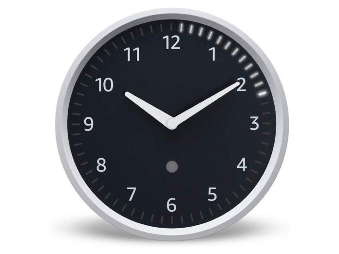 L'orologio Amazon Echo Wall Clock forse arriva in versione Topolino