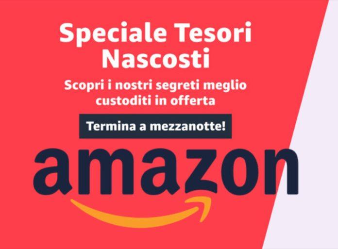 Tesori Nascosti Amazon al termine: ecco le ultime offerte pre-Black Friday