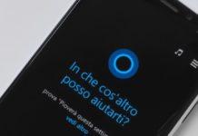 Microsoft spegne l'app Cortana su iOS e Android a inizio 2020
